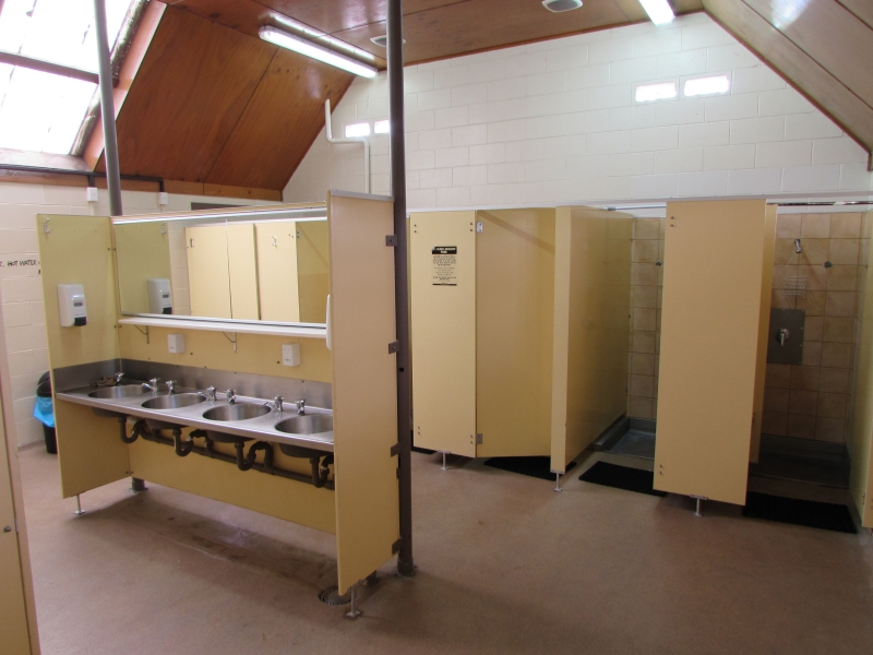 Ablution toilets