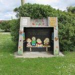Play kiddie bus stop