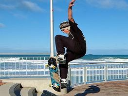 skateboarder st clair